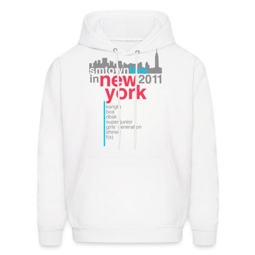 [KOR] SMTown Live in New York 2011 (V.2) - Men's Hoodie