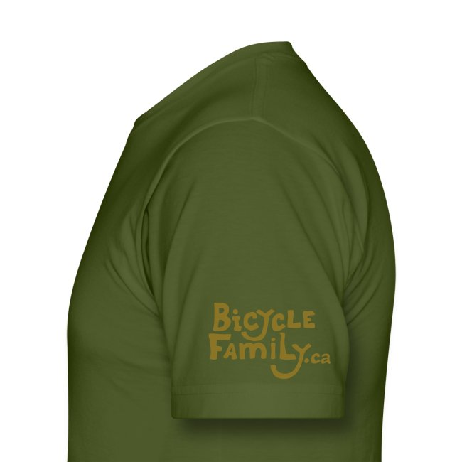 Bicycle Family Cargo Bike Army Arms
