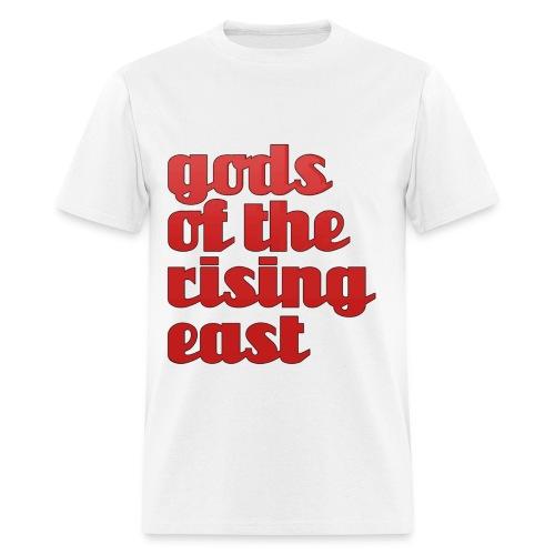 TVXQ - Gods of the Rising East - Men's T-Shirt
