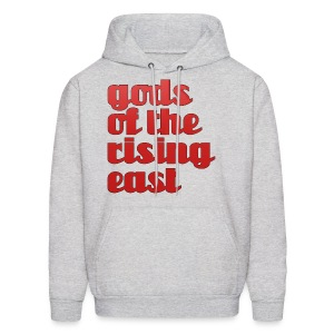 TVXQ - Gods of the Rising East - Men's Hoodie