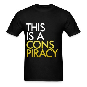 Jay Park - This is a conspiracy! - Men's T-Shirt