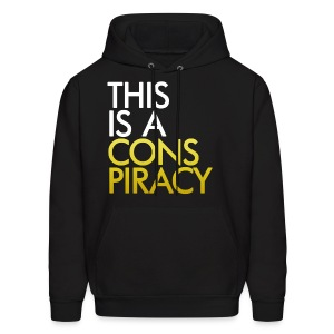 Jay Park - This is a conspiracy! - Men's Hoodie