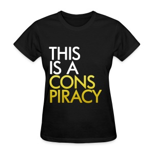 Jay Park - This is a conspiracy! - Women's T-Shirt