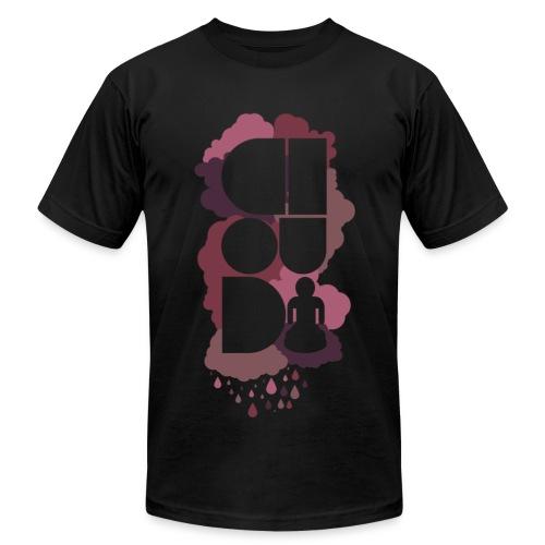 Cloud Man - Men's Fine Jersey T-Shirt