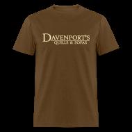 T-Shirts ~ Men's T-Shirt ~ Davenport