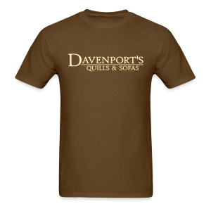 Davenport - Men's T-Shirt