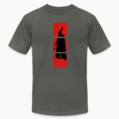 double Bass shows you double bassist, musician, musical instruments bass motif Bank.  T-Shirts