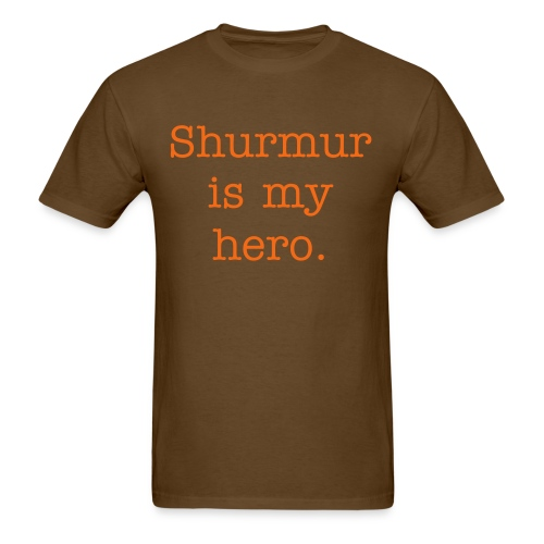 Shurmur Hero Tee - Men's T-Shirt