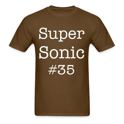 Armond Smith Super Sonic Tee - Men's T-Shirt