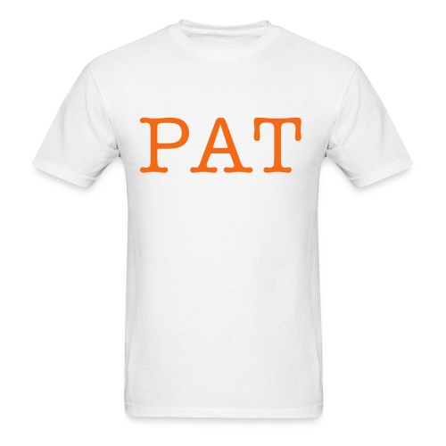 Pat Shurmur Tee - Men's T-Shirt