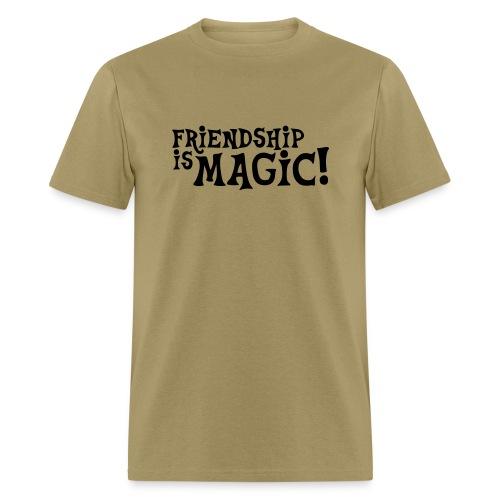 Brony Friendship is Magic _v2 T-Shirts - Men's T-Shirt