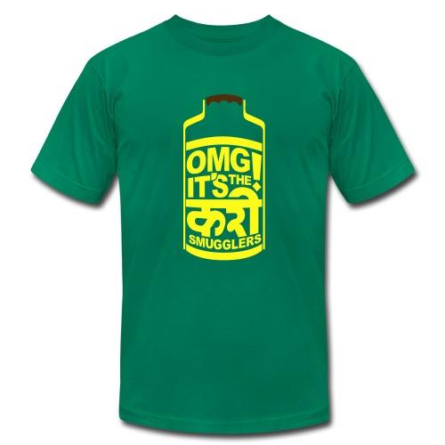 Men's Dabba - Green - Men's Fine Jersey T-Shirt