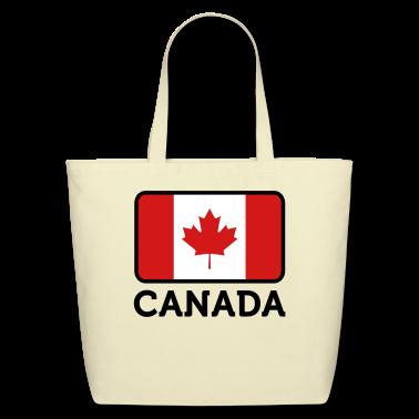 Flag Canada 2 (3c)++ Bags