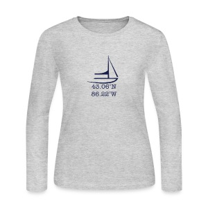 grand haven - Women's Long Sleeve Jersey T-Shirt