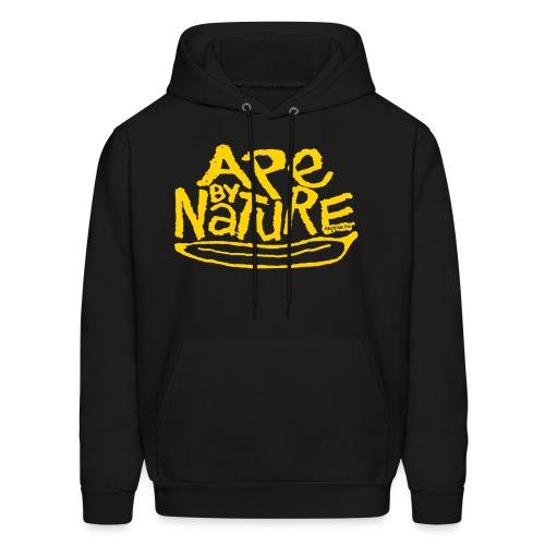Ape by Nature Hoodie (gold) - Men's Hoodie