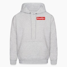 Brooklyn Reigns Supreme Hoodies