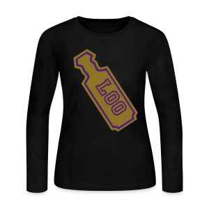 LOO Paddle LS Tee - Women's Long Sleeve Jersey T-Shirt