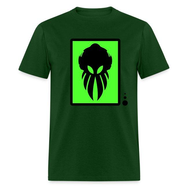 Betamorph Alien Logo T | 2-color
