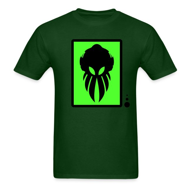 Betamorph Alien Logo T | 2-color