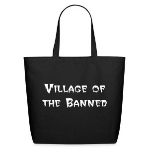 Village of the Banned - Tote - Eco-Friendly Cotton Tote