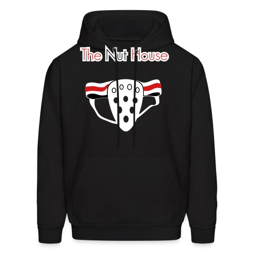 The Nut House - Jockstrap Athletic Supporter - Mens Hoody - Men's Hoodie