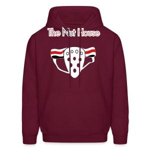 The Nut House - Jockstrap Athletic Supporter - Mens Hoody - Men's Hoodie