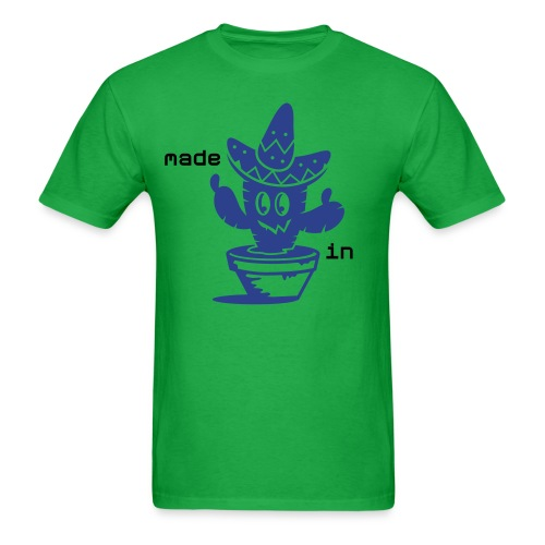 Made in Mexico - Men's T-Shirt