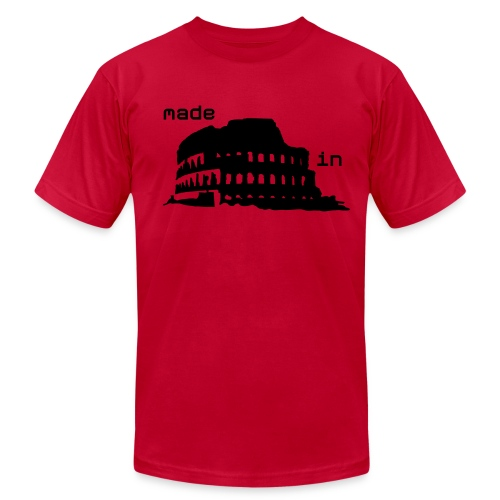 Made in Italy - Men's Fine Jersey T-Shirt