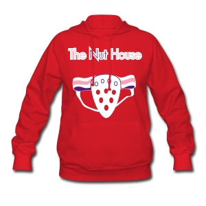 The Nut House - Jockstrap Athletic Supporter - Womens Hoody - Women's Hoodie