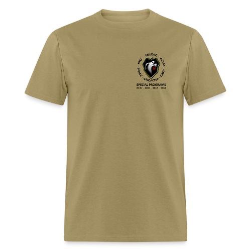 Special Programs 25ID Men's Tan Shirt - Men's T-Shirt