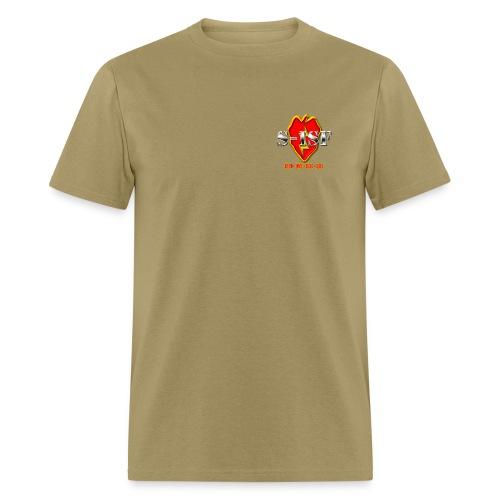 S-ISF LOE Men's Tan Shirt - Men's T-Shirt