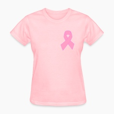 Pink ribbon Women's T-Shirts