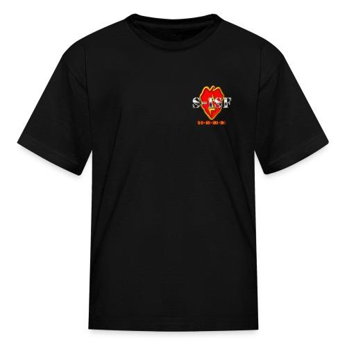 S-ISF LOE Kid's Black Shirt - Kids' T-Shirt