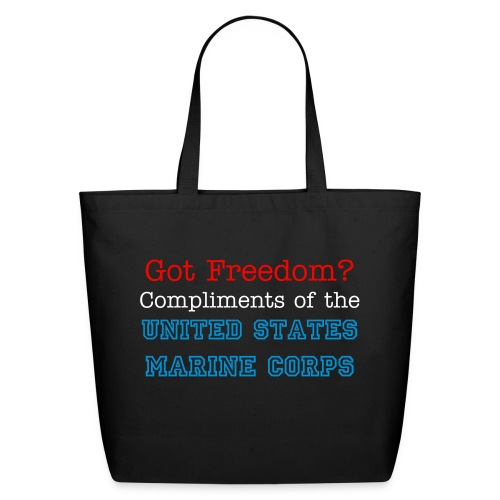 Got Freedom? - Eco-Friendly Cotton Tote