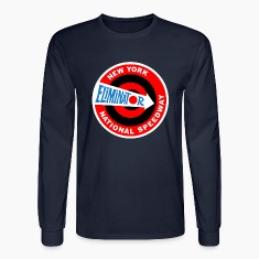 New York Eliminator Speedway Long Sleeve Shirts