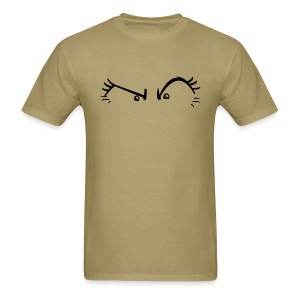 Fluttersheyes - Men's T-Shirt