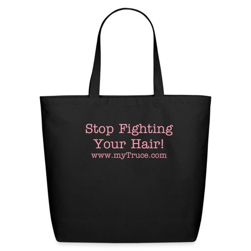 Stop Fighting Tote - Eco-Friendly Cotton Tote