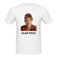 T-Shirts ~ Men's T-Shirt ~ Palin Slam Piece
