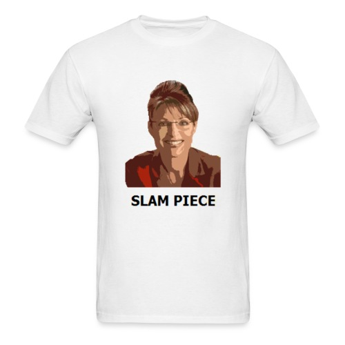 Palin Slam Piece - Men's T-Shirt