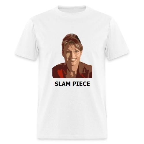 Palin Slam Piece - Men's T-Shirt