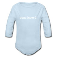 Baby Bodysuits ~ Baby Long Sleeve One Piece ~ Baby Long Sleeve ORACLENERD