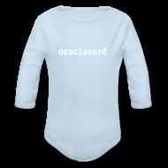 Baby Bodysuits ~ Baby Long Sleeve One Piece ~ Baby Long Sleeve ORACLENERD