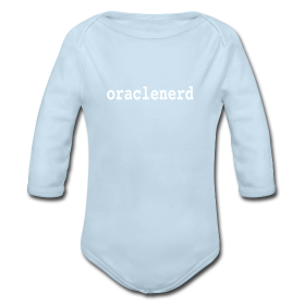 Baby Long Sleeve ORACLENERD ~ 573