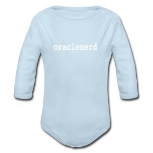 Baby Long Sleeve ORACLENERD - Long Sleeve Baby Bodysuit