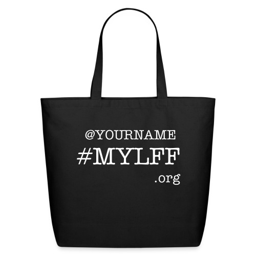 #MYLFF Eco-Friendly Tote Bag - Eco-Friendly Cotton Tote