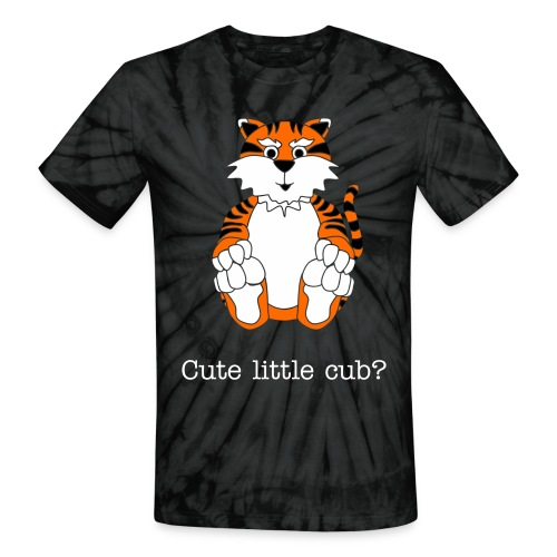 Innocent Cub - Unisex Tie Dye T-Shirt