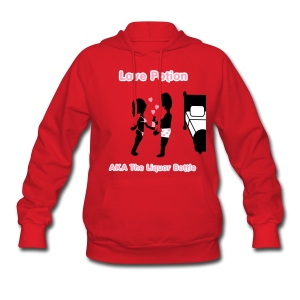 Love Potion - AKA The Liquor Bottle - Women's Hoody - Women's Hoodie