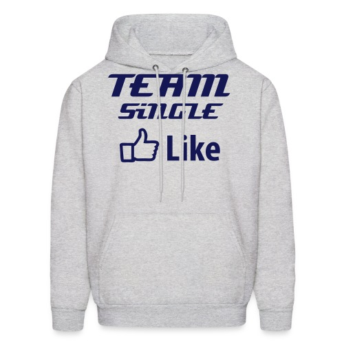 TEAM SiNGLE - Men's Hoodie