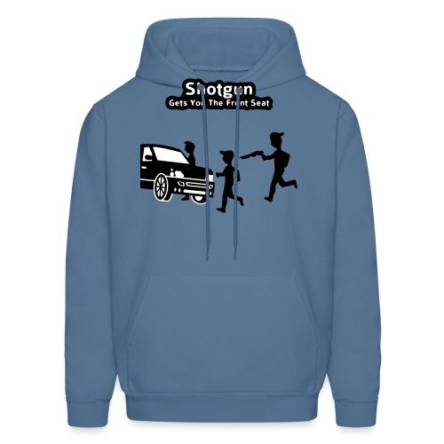 Shotgun - Gets You The Front Seat - Men's Hoody - Men's Hoodie