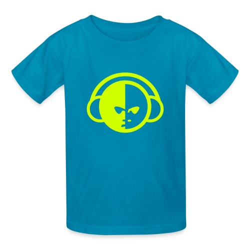 DJ - Kids' T-Shirt